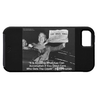 Truman/Dewey Headlines iPhone 5/5S Vibe Case