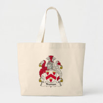 Truman Family Crest Bag