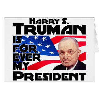 Truman Forever Card