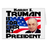 Truman Forever Greeting Card