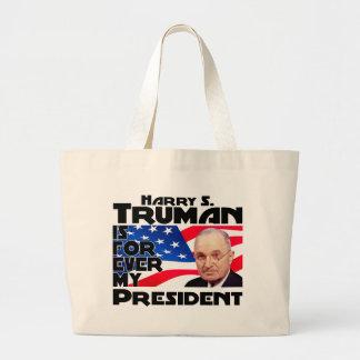Truman Forever Jumbo Tote Bag