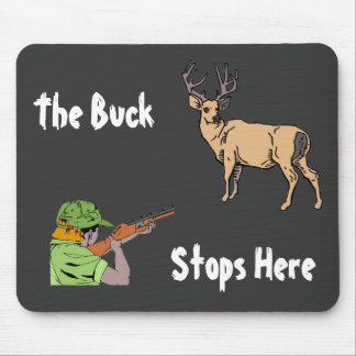 Truman Mouse Pad