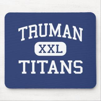 Truman Titans Middle Tacoma Washington Mouse Pads