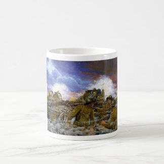 Truman's Battery by Dominic D'Andrea Classic White Coffee Mug