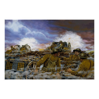 Trumans Battery by Dominic D'Andrea Print