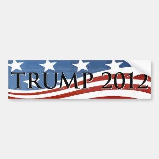 Trump 2012 Bumper Sticker