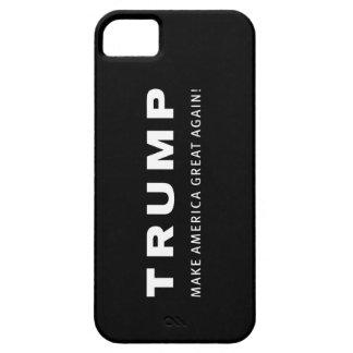 TRUMP 2016 BLACK iPhone case