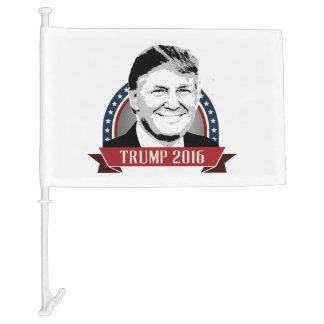 Trump 2016 Campaign Banner Car Flag