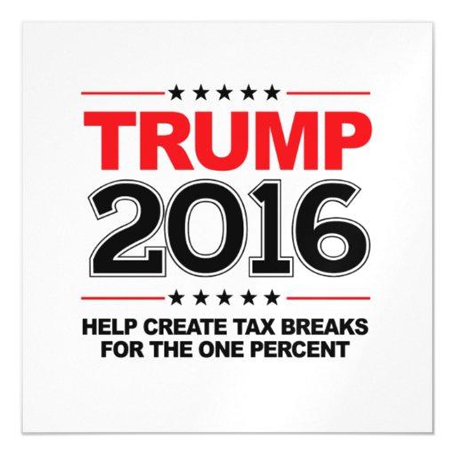 Trump Tax Law Calculator: Create Tax Breaks For The One Percent
