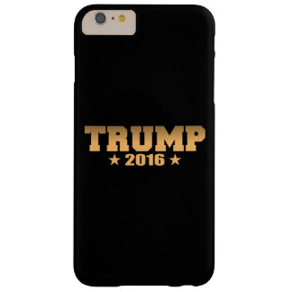 Trump 2016 Gold Edition Barely There iPhone 6 Plus Case