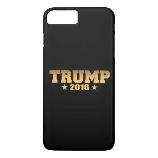 Trump 2016 Gold Edition iPhone 7 Plus Case