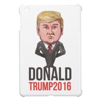 Trump 2016 President Republican Caricature Cover For The iPad Mini