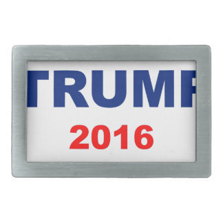 Trump 2016 rectangular belt buckle