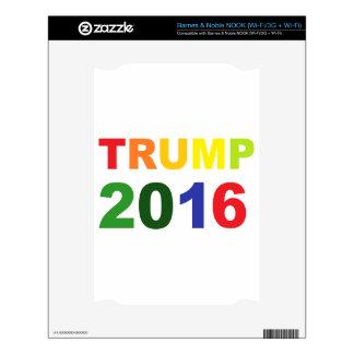 Trump 2016 skins for NOOK