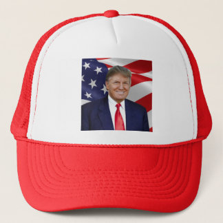 Trump 2016 trucker hat