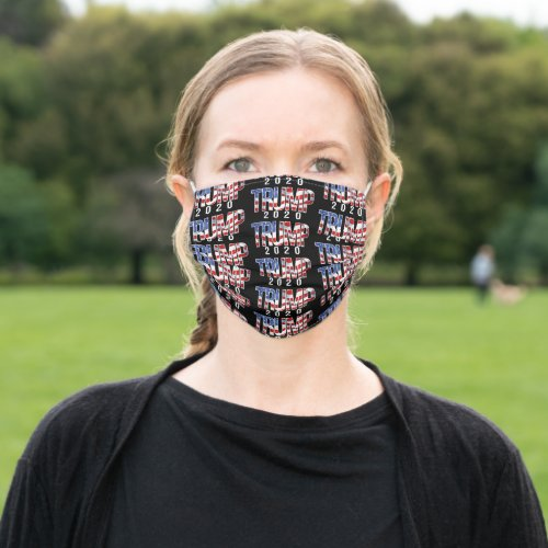 Trump 2020 cloth face mask