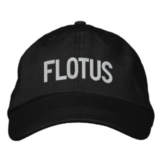 Trump 2020 FLOTUS design Embroidered Baseball Hat
