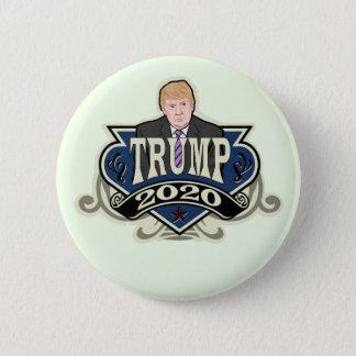 Trump 2020 pinback button