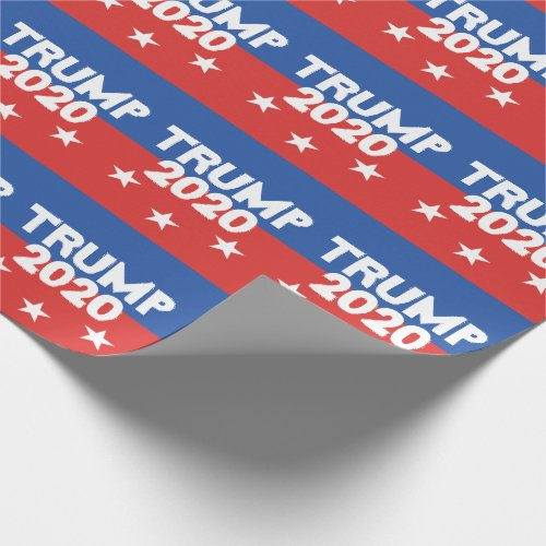 TRUMP 2020 Wrapping Paper
