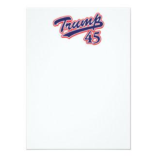 Trump-45-Blue Card