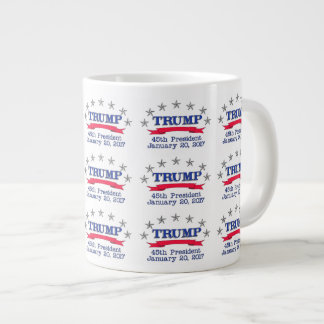 Trump 45th President Large Coffee Mug