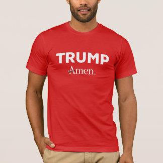 Trump Amen T-Shirt