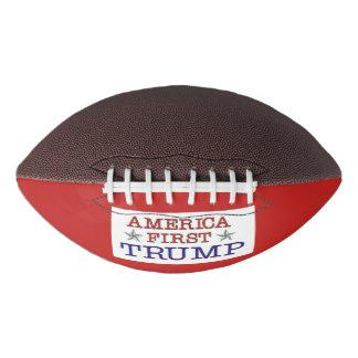 Trump America First Football