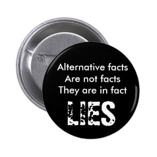 Trump and Kelly Ann Conway Pinback Button