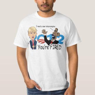 Trump and Obama Shirt