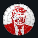 "TRUMP ANTICHRIST for President 2016 Dartboard<br><div class=""desc"">TRUMP ANTICHRIST for President 2016 Dartboard</div>"