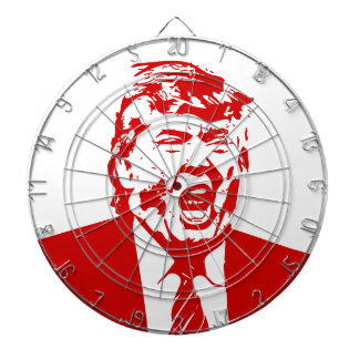 TRUMP ANTICHRIST for President 2016 Dartboard