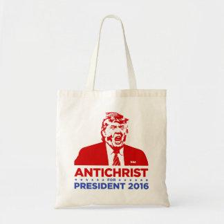 TRUMP ANTICHRIST for PRESIDENT 2016 Tote Bag