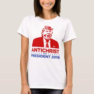 TRUMP ANTICHRIST for PRESIDENT 2016 Women's Tshirt