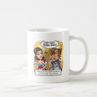Trump Birther Babies Funny Cards & Gifts Classic White Coffee Mug