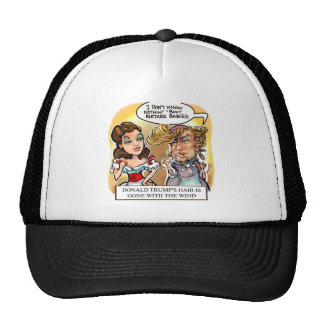 Trump Birther Funny Cards & Gifts Trucker Hat