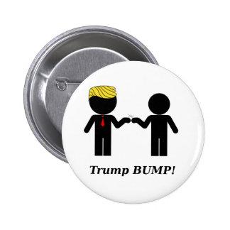 Trump Bump! Button