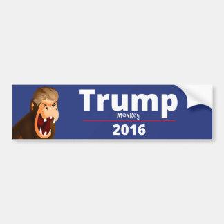 Trump Bump Four Car Bumper Sticker