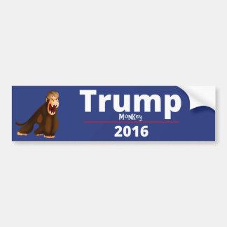 Trump Bump One Car Bumper Sticker