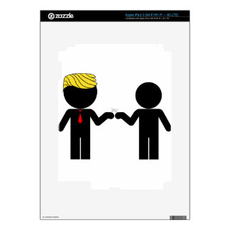 Trump Bump! Skin For iPad 3