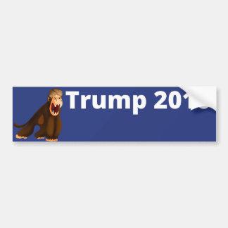 Trump Bump Two Car Bumper Sticker
