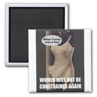 Trump Can't Constrain Women Magnet