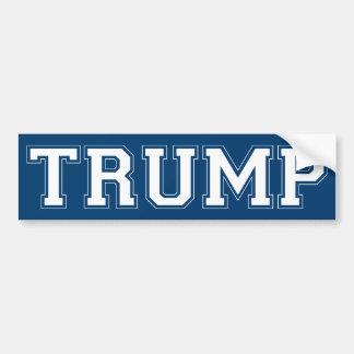 Trump Collegiate Bumper Sticker