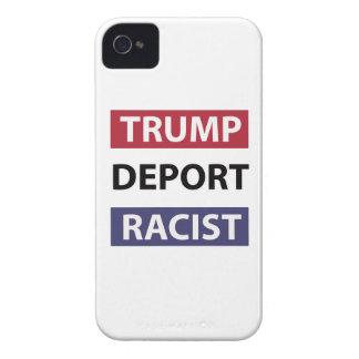 trump design iPhone 4 Case-Mate case