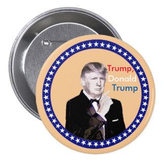 Trump, Donald Trump Button