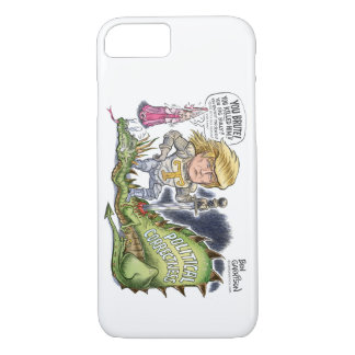 Trump Dragon Slayer iPhone 7, Barely There iPhone 7 Case