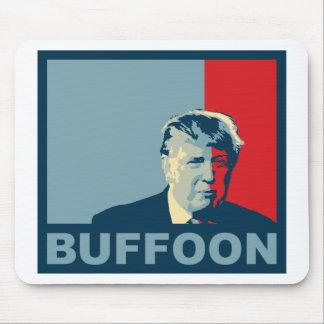 Trump/Drumpf: Buffoon (Hope colors) Mouse Pad