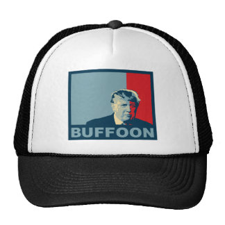 Trump/Drumpf: Buffoon (Hope colors) Trucker Hat