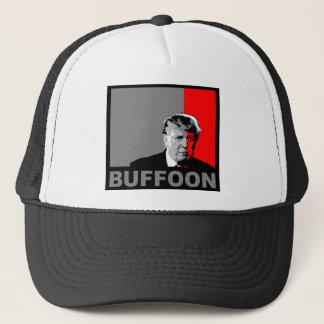 Trump/Drumpf: Buffoon Trucker Hat