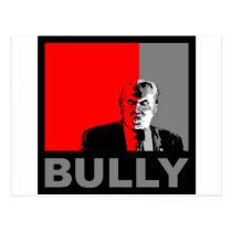Trump/Drumpf: Bully Postcard