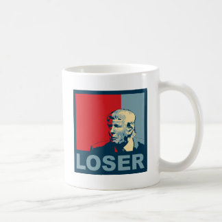 Trump/Drumpf: Loser (Hope colors) Coffee Mug